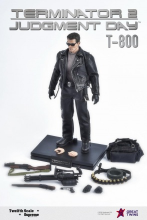 Twelfth Scale Supreme Action Figure Terminator 2 Movie - T-800_1.jpg