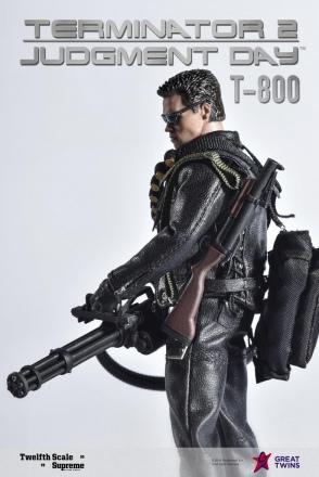 Twelfth Scale Supreme Action Figure Terminator 2 Movie - T-800_5.jpg