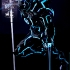 Hot Toys - Iron Man 2 - Neon Tech Iron Man Mark IV collectible figure_PR13.jpg