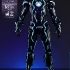Hot Toys - Iron Man 2 - Neon Tech Iron Man Mark IV collectible figure_PR6.jpg