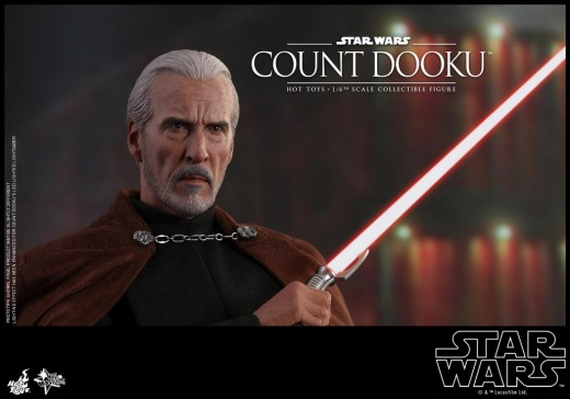 Hot Toys - Star Wars Episode II  Attack of the Clones - Count Dooku Collectible Figure_PR1.jpg