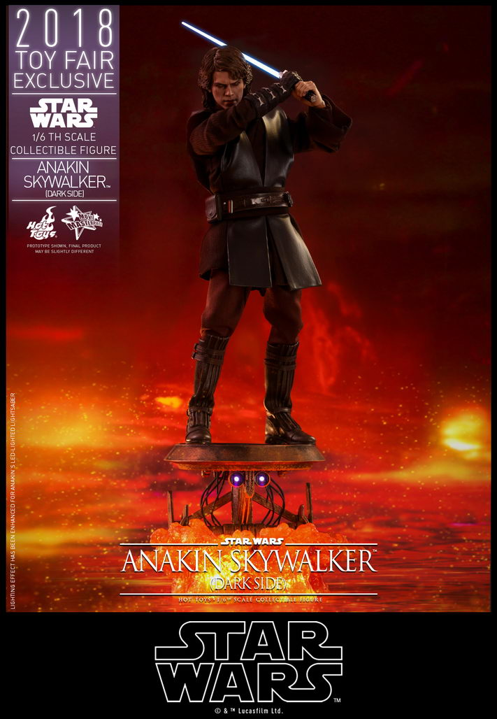 Hot Toys Star Wars Episode III: Revenge of the Sith - 1 ...