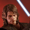 Hot Toys Star Wars Episode III: Revenge of the Sith - 1/6th scale Anakin Skywalker (Dark Side) Collectible Figure
