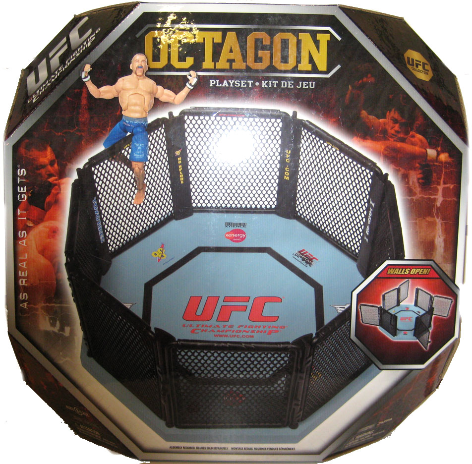 Top Mma Fighters Visit Jakks Pacific Booth At Ufc Fan Expo