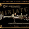 Weta SDCC Exclusive: The Unnatural Selector, Minature Edition