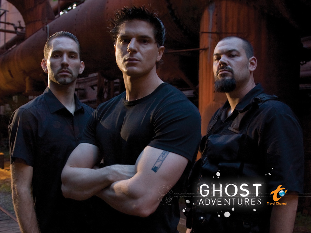 Ghost Adventures Zak Bagans Back Tattoo