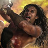 New Promo Shot Of Jason Momoa As Conan Swinging Wimpy Sword