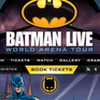 WATCH: Check Out Four Minutes Of Batman Live!