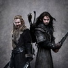 New 'Hobbit: There and Back Again' Image of  Fili and Kili Released