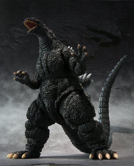 Official Images Of Bandai's Amazing S.H. Monster Arts