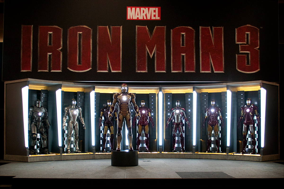 Iron Man 3 Armor