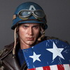 Hot Toys Unveils Captain America: The First Avenger: 1/6th scale (Rescue Uniform Version) Limited Edition Collectible Figurine (2012 Toy Fairs Exclusive)