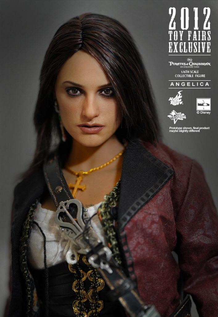 Hot Toys Pirates Of The Caribbean On Stranger Tides 1