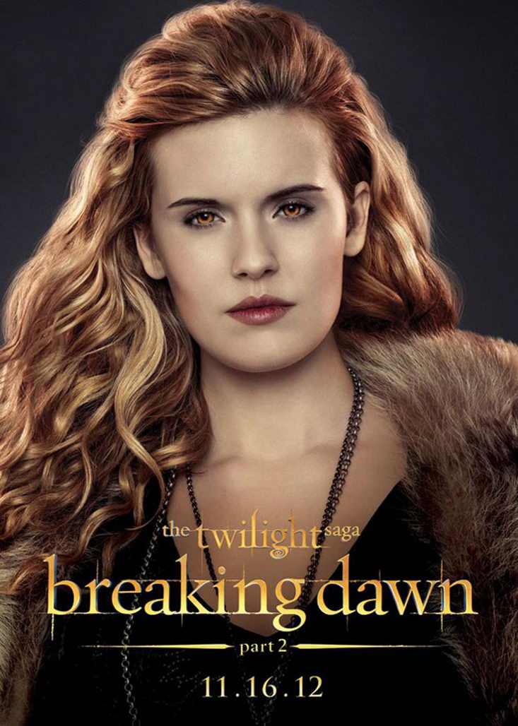 Sdcc 2012 Twilight Saga Breaking Dawn Part 2 New