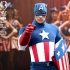 Hot Toys - Captain America - The First Avenger - Captain America (Star Spangled Man Version) Limited Edition Collectible Figurine_PR10.jpg