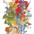 Childhood_Favorites_Mark_Sarmel_Ian_Glaubinger_Saturday_Morning_Ltd_Art_Gallery1.jpg