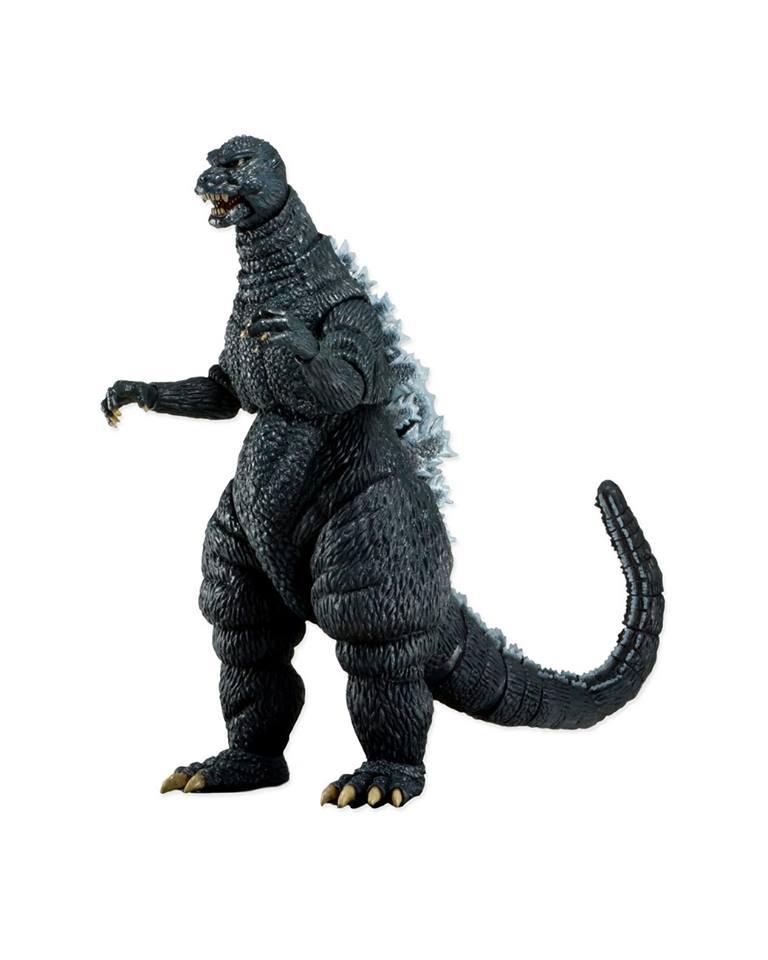 NECA Godzilla 1985 figure jpgNeca Godzilla 2014 Action Figures
