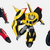SDCC 2014 - First TRANSFORMERS: ROBOTS IN DISGUISE Footage Revealed