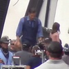 Watch - Ben Affleck/ Bruce Wayne In New BATMAN V SUPERMAN: DAWN OF JUSTICE Set Footage