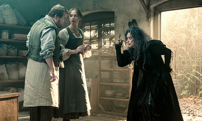 What's Hot: First Trailer For INTO THE WOODS Starring Anna Kendrick, Johnny Depp, Meryl Streep