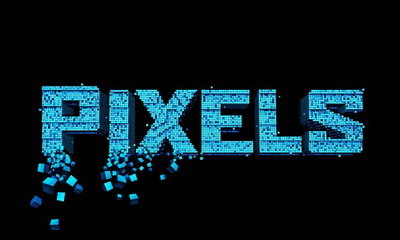 What's Hot: PIXELS Logo And Synopsis Unveiled; Film to Include Pac-Man, Donkey Kong, Frogger,and More
