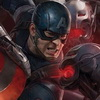 SDCC 2014 - AVENGERS: AGE OF ULTRON Concept Posters Featuring Black Widow, Cap. America