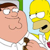SDCC 2014: Watch 5 minutes of the 'Simpsons'-'Family Guy' crossover episode