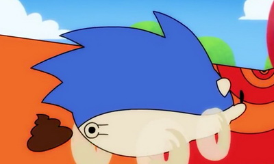 What's Hot: SCIENTIFICALLY ACCURATE SONIC THE HEDGEHOG