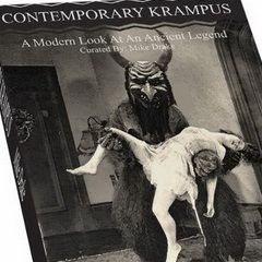 Mike Drake's CONTEMPORARY KRAMPUS Shines New Light On The Dark Side of X-Mas