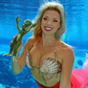 iving Dead Dolls Creature From the Black Lagoon Makes A Splash With Weeki Wachee Mermaids