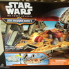 First STAR WARS THE FORCE AWAKENS Toys Showing Up in Stores