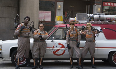 What's Hot: Script Complete For GHOSTBUSTERS Chris Pratt/Channing Tatum Spin-Off