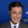 Colbert's First Week of 'Late Show' Guests: Amy Schumer, Stephen King