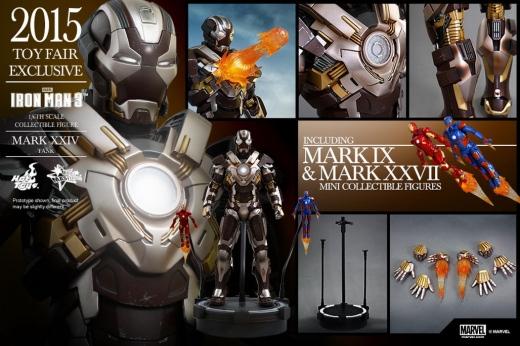 Hot Toys - Iron Man 3 - Tank Mark XXIV Collectible Figure_5.jpg