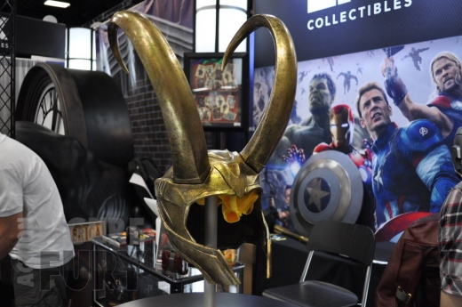 EFX Collectibles San Diego Comic-Con 2015 Booth Display 005.JPG