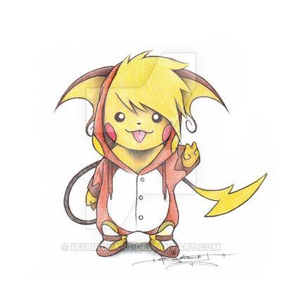 pikachu_wearing_a_raichu_onsie_by_itsbirdyart-d5wine6.jpg
