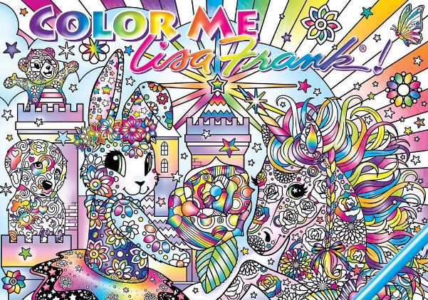 Lisa Frank is Making an Adult Coloring Book For Every 80\'s Girl ...
