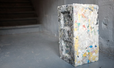 What's Hot: ByFusion Converts Trash Island To Usable Construction Materials