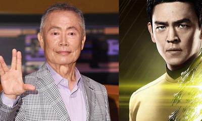 George Takei Not Thrilled With STAR TREK BEYOND's Sulu Being Gay
