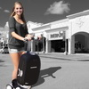 """Intelligent"" Suitcase Recognizes and Follows Its Owner"