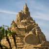 World's Tallest Sandcastle Built in… Germany… Away From The Beach