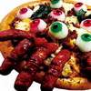 Japanese Pizza Chain Offers Zombie Pizza For Halloween
