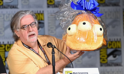 What's Hot: Matt Groening Heads To Netflix With New Animated Comedy