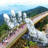 Check Out The Coolest Pedestrian Bridge In All Of Vietnam