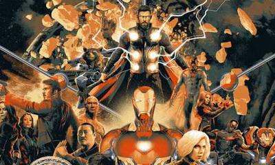 What's Hot: SDCC 2018 - Mondo Unveils Ltd Edition 'Avengers: Infinity War' Poster