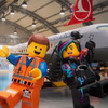 'LEGO Movie' Characters Appear In New Turkish Airlines Safety Video