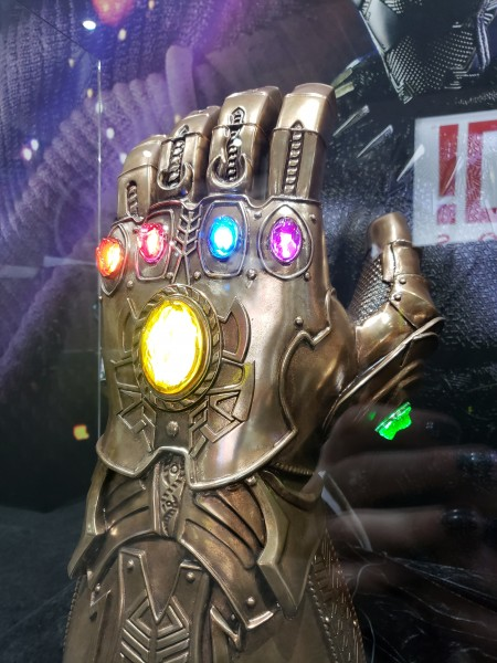 SDCC 2018 - Sideshow's Infinity Gauntlet Will Cost You An