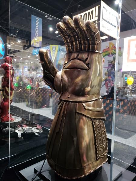 Hot Toys Guardiani della Galassia DRAX LANCIARAZZI SCALA 1//6th Loose