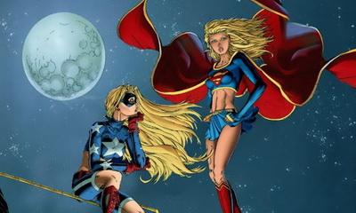 What's Hot: DC Announces 'Stargirl' Live Action Series