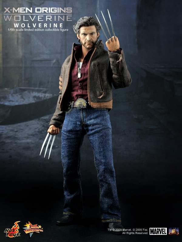 Xmen Origins Wolverine Toys 57